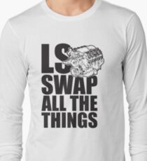 LS All The Things Long Sleeve T-Shirt
