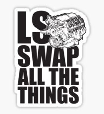 LS All The Things Glossy Sticker