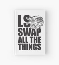 LS All The Things Hardcover Journal