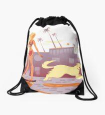 Seventies Drawstring Bag