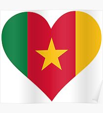 A heart for Cameroon Poster