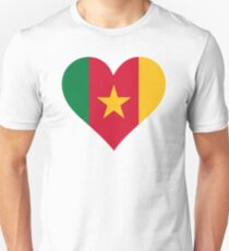 A heart for Cameroon T-Shirt