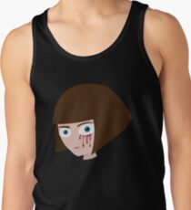 Fran Bow - Blood Tank Top
