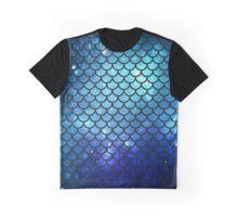 Mermaid Tail Graphic T-Shirt