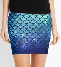 Mermaid Tail Mini Skirt