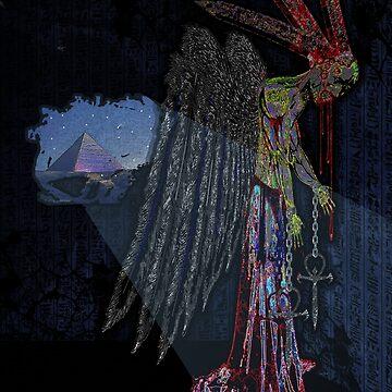 Egyptian Priest of Set by AlexanderFox