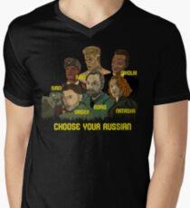 Choose your Russian  T-Shirt