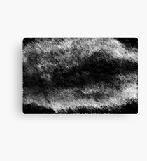 Abstract Water Rain Canvas Print