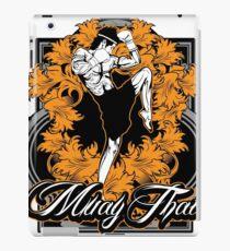 Muay Thai iPad Case/Skin