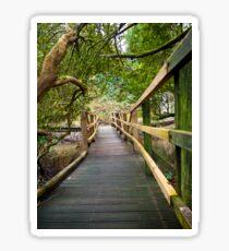 Blarney Boardwalk Sticker