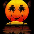Sweet Smile of Sunset by freeagent08