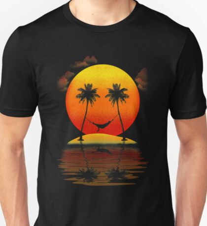 Sweet Smile of Sunset T-Shirt