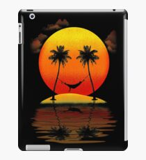 Sweet Smile of Sunset iPad Case/Skin