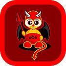 Little devil by yanshee