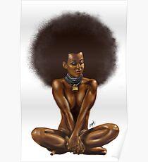 Afronomica Poster