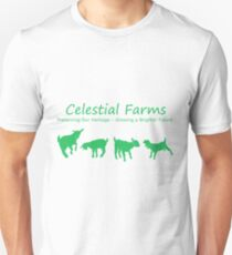 Green Goats Slim Fit T-Shirt