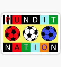 Pundit Nation Sticker
