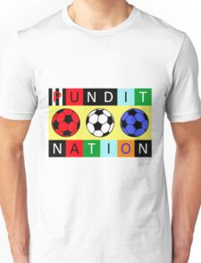 Pundit Nation Unisex T-Shirt