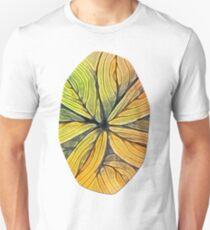 Doodled Aura-Leah Digitized Macro Unisex T-Shirt