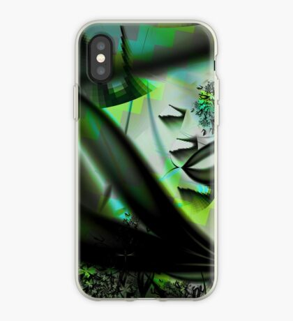 Leaves of Green iPhone Case