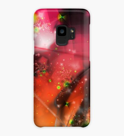 Pink Orange Dream Case/Skin for Samsung Galaxy
