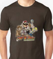 Chip N Dale Last Crusaders T-Shirt