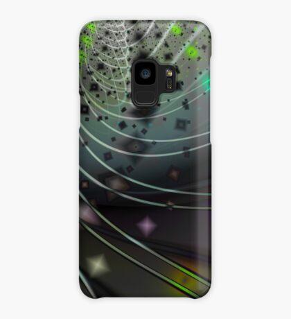 String Art Case/Skin for Samsung Galaxy
