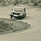 Oldschool Volvo Drift by KnutzenAS