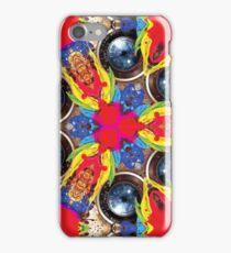 Kaleidoscope Uno iPhone Case/Skin