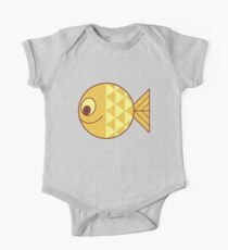 lil fish One Piece - Short Sleeve