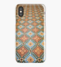 Floor Tiles iPhone Case/Skin