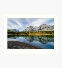 Kananaskis Country, Alberta Art Print