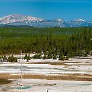 Yellowstone Panorama 3 by William Fehr