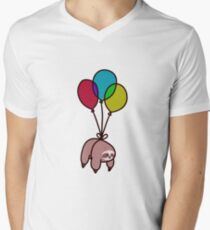 Balloon Sloth T-Shirt