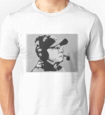 Tom Coughlin Portrait Unisex T-Shirt