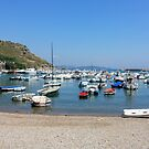 Boats Porto Ercole Italy by savage1