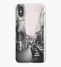 Quiet Street iPhone Case/Skin