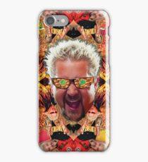 God Guy Fieri's Hot Dog Diggityverse iPhone Case/Skin
