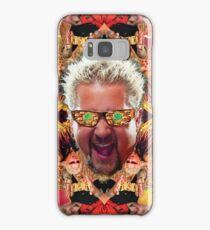 God Guy Fieri's Hot Dog Diggityverse Samsung Galaxy Case/Skin