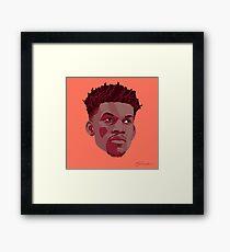 Jimmy Butler Framed Print