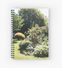 Nanny's Island Bed Spiral Notebook