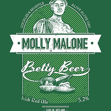 Molly Malone's Pretty Beer by m1a2