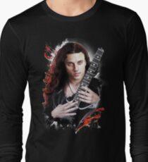 Chuck Schuldiner Long Sleeve T-Shirt