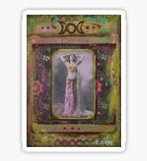 Gypsy Goddess Sticker
