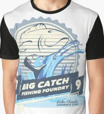 Big catch Graphic T-Shirt