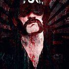 Lemmy by David Atkinson