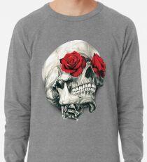 Sudadera ligera Rose Eye Skull