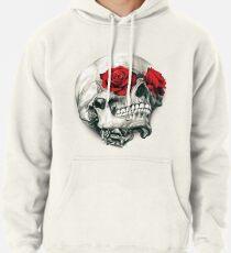 Sudadera con capucha Rose Eye Skull