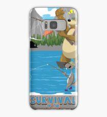 Survival Samsung Galaxy Case/Skin