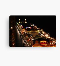 Chicago IL Navy Pier II Canvas Print